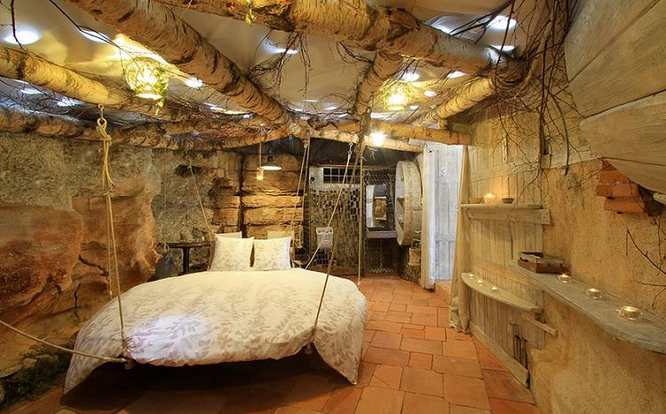 chambres atypique