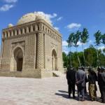 Le Mausolée d'Ismail Samani